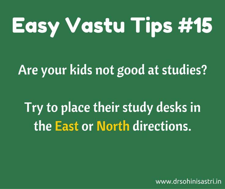 How to increase interest of student in studies with #vastu? Check this. #VastuShastra, #VastuTips