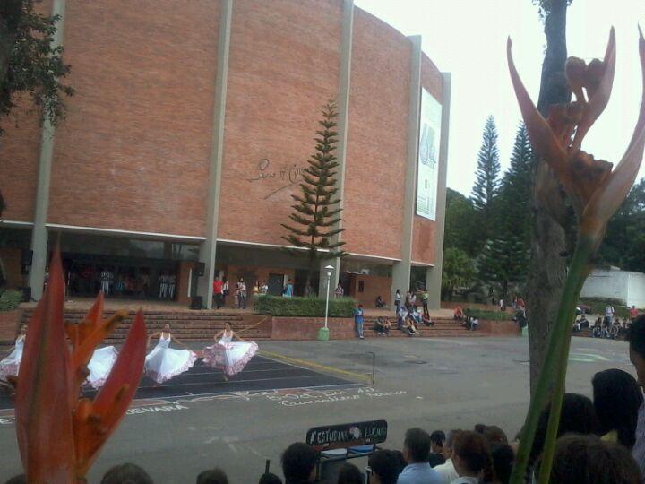 Auditorio Luis A. Calvo en Bucaramanga, Santander