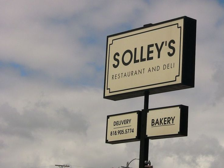 Longtime Sherman Oaks Deli Solley's Will Close on June 6. 2015 A half-century old restaurant in Sherman Oaks, with a full ownership by another popular deli, Jerry's Famous  Deli