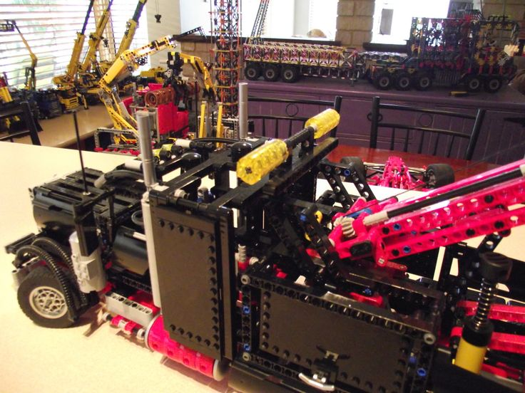 lego technic 8285 tow truck my lego technic collection pinterest lego technic and lego. Black Bedroom Furniture Sets. Home Design Ideas