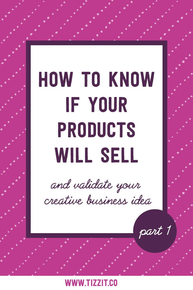 Find out how to validate your product ideas and figure out if your products will sell. Take the guess work out of the equation with this practical and simple tips.