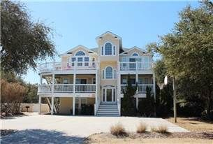 Lion By The Sea Outer Banks Rentals   Pine Island - Oceanside OBX Vacation Rentals