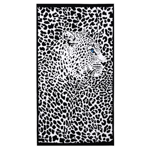 Leopardo Telo Mare - Large #Beach #Towel  #Lifestyle #DolceVita #Jewelry #Fashion #Accessories