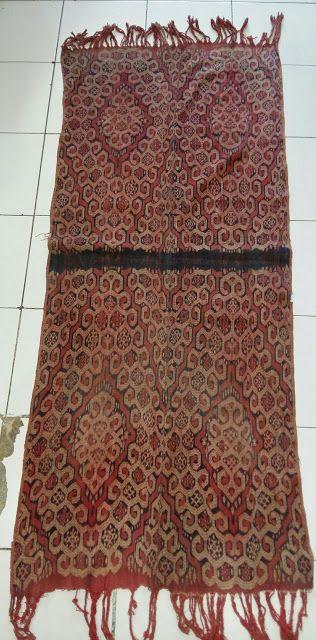 Zulki Textile's: Ikat timor