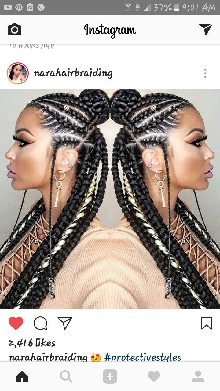 587 best hair styles images on pinterest hairstyle ideas black