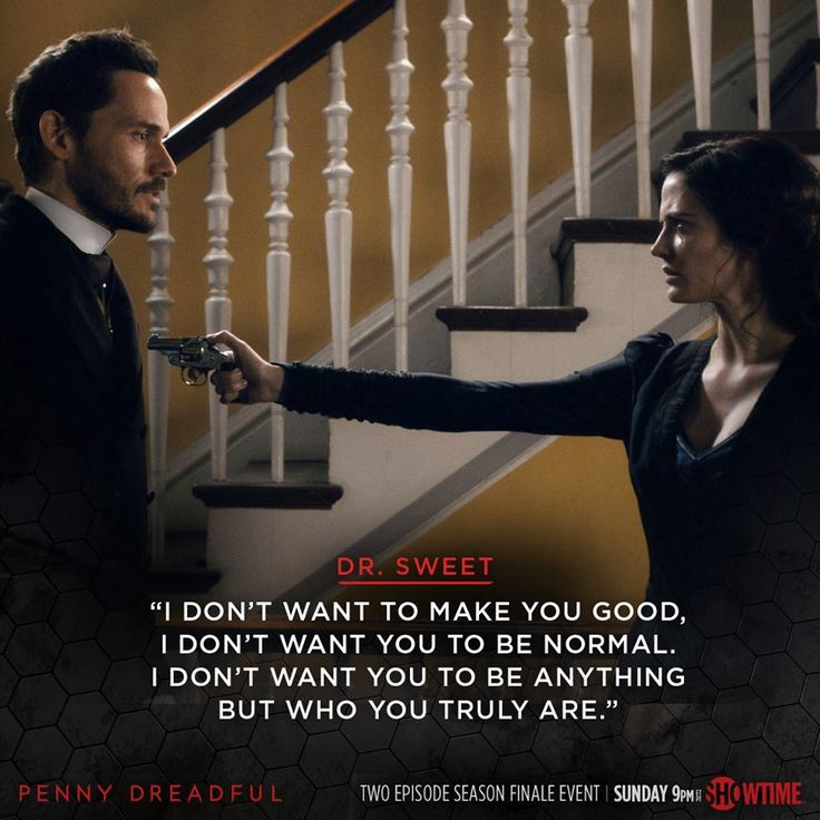 Dracula and Vanessa #quote #Penny Dreadful #Season 3