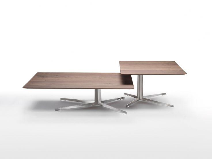 FLEXFORM FLY small #tables #designed by Antonio Citterio