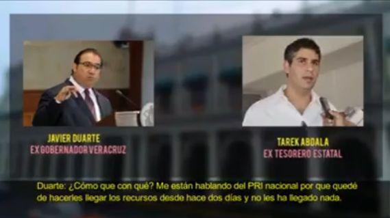 Por este vídeo es que Peña Nieto le teme a Javier Duarte: Lo tienen censurado (COMPÁRTELO)
