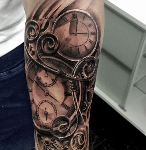 Don T Be Lost In Time And Space Tattoo Tattoo Ideas Tatuajes