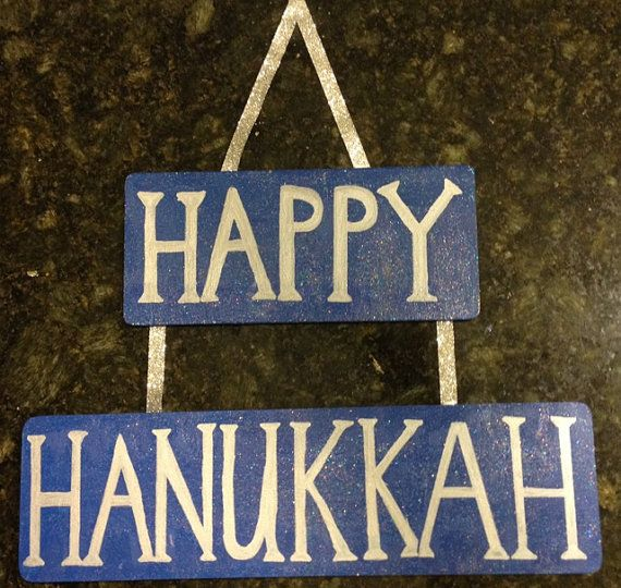 28 best Hanukkah Signs For Decoration images on Pinterest ...