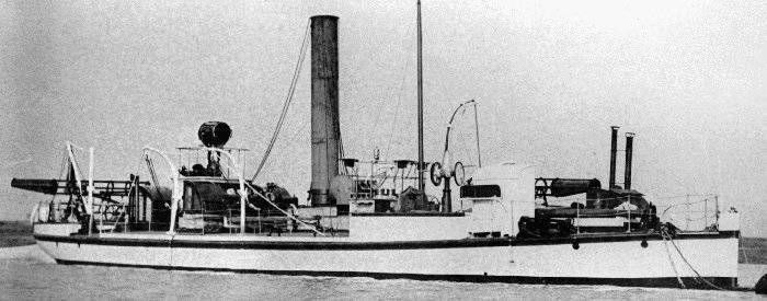 Они были первыми: этапные корабли ВМФ мира