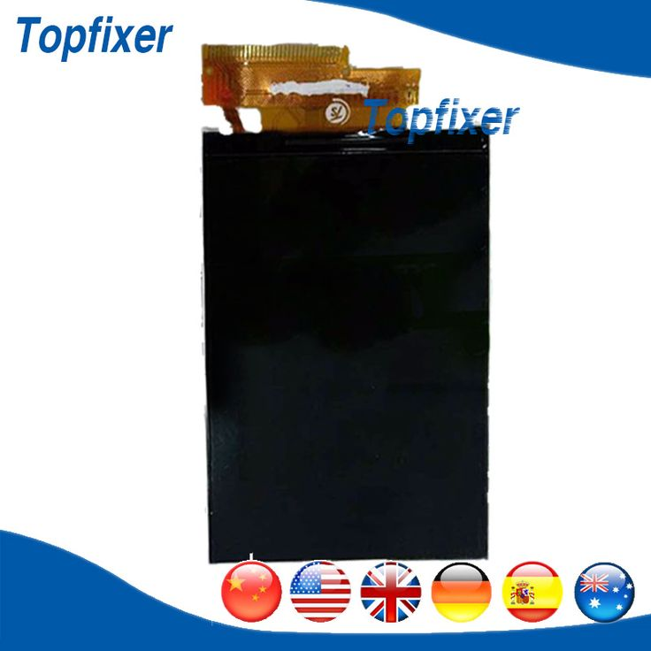 LCD For Explay Bit LCD Display Screen Replacement Parts 1PC/Lot #Affiliate