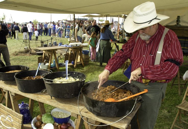 236 Best Chuckwagon Cookoffs Images On Pinterest Cowboys