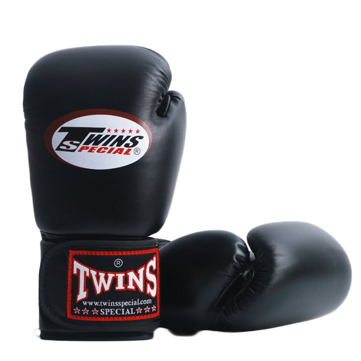 Ebuy360 Twins 8OZ 10OZ 12OZ 14OZ MMA Muay Thai PU Boxing Gloves Adult Kids Sports Thai Mauy Kicking Fighting Glove Gloves
