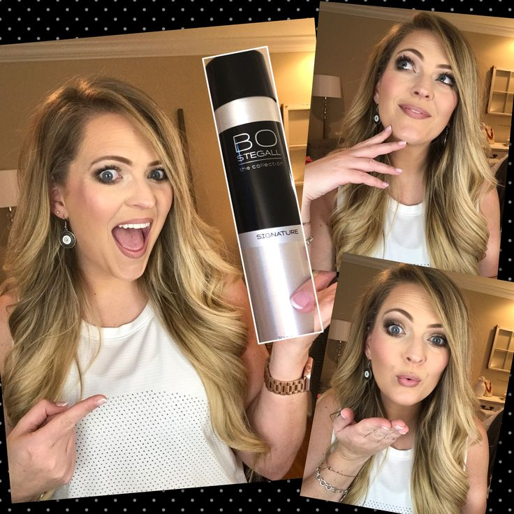 Bo Stegall Hair Products are amazing! Fine hair, Hair