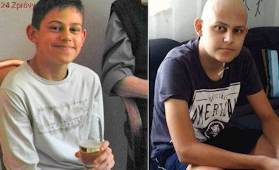 Jakub, aby žil, musí podstoupit operaci kostní dřeně: Schází však vhodný dárce!