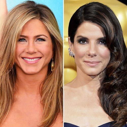REPORT: Jennifer Aniston and Justin Theroux Double Date with Sandra Bullock and Her New Boyfriend