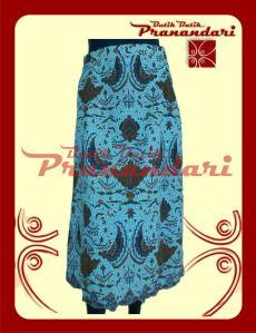 Rok Batik Pendek Bordir
