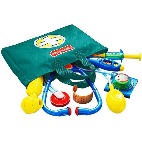Toy Medical Kit : Fisher price medical kit blood pressure toys and walmart