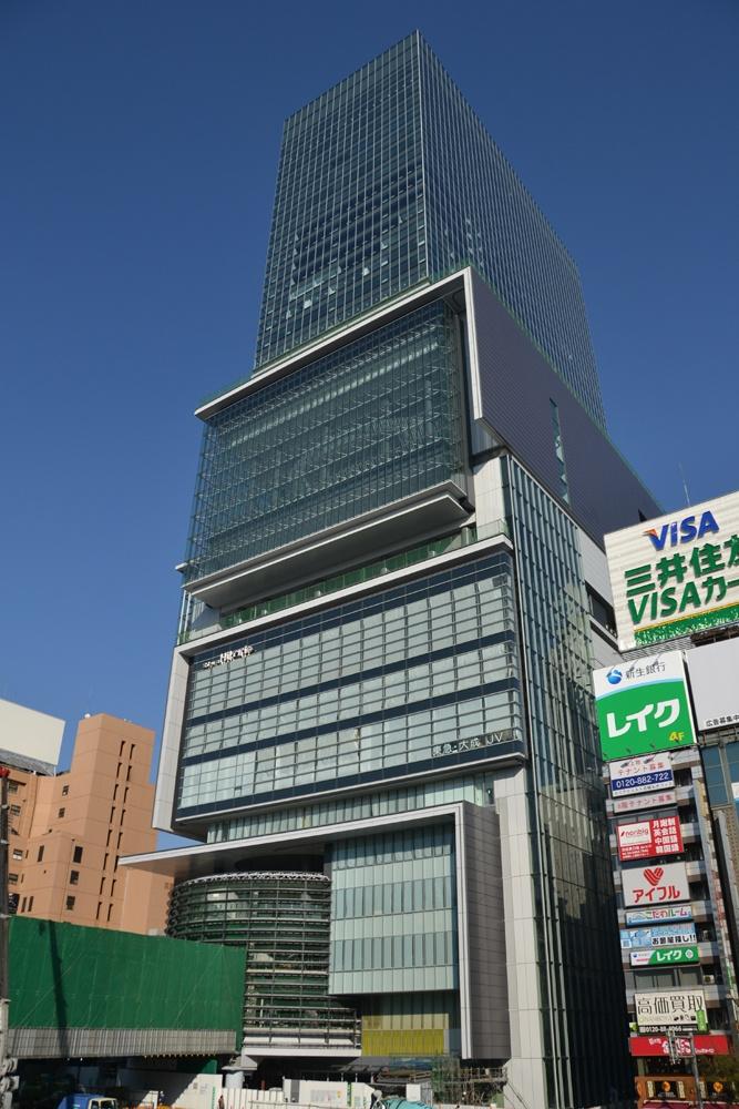 渋谷ヒカリエ(Shibuya Hikarie):NIKKEN SEKKEI