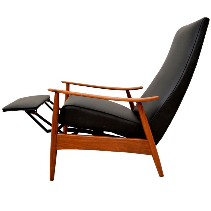 Milo Baughman Recliner | From a unique collection of antique and modern lounge chairs at https://www.1stdibs.com/furniture/seating/lounge-chairs/