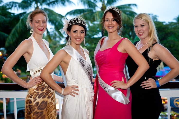 The search for Miss Carnivale #portdouglas #pdcarnivale