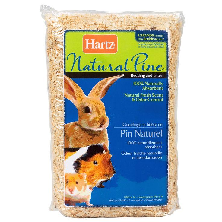 Hartz 1500 Cubic Inch Nature's Premium Pine Shavings