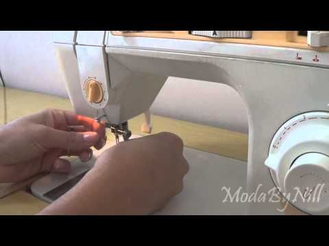 Como costurar ELÁSTICO - Duas formas!! - YouTube