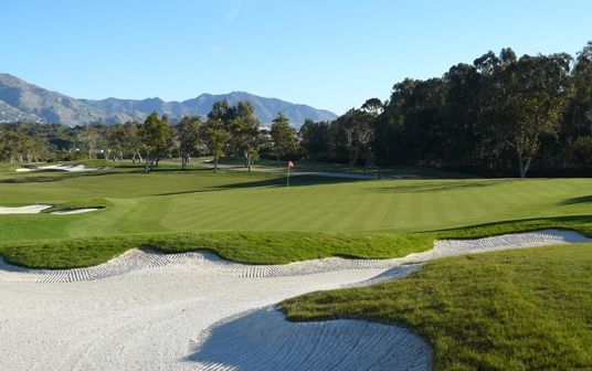 Santana Golf & Country Club Mijas Costa, Malaga, Spain