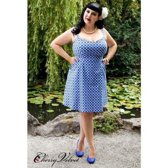 Phoebe-Indigo-Plaid-Plus_Size