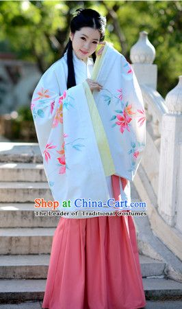2f212a115b Top Chinese Han Dynasty Beauty Princess Hanfu Clothing Chinese Hanfu Costume  Hanfu Dress Ancient Chinese Costumes And Hair Jewelry Complete Set Foru2026  Sc ...