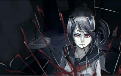 Yandere-Chan. Ayana Aishi de Chica Rapera | We Heart It