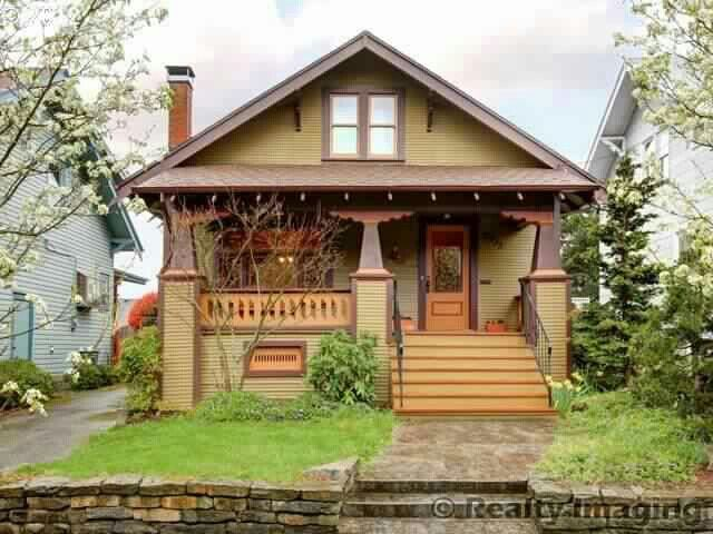 22 Best Craftsman Bungalow Exterior Images On Pinterest