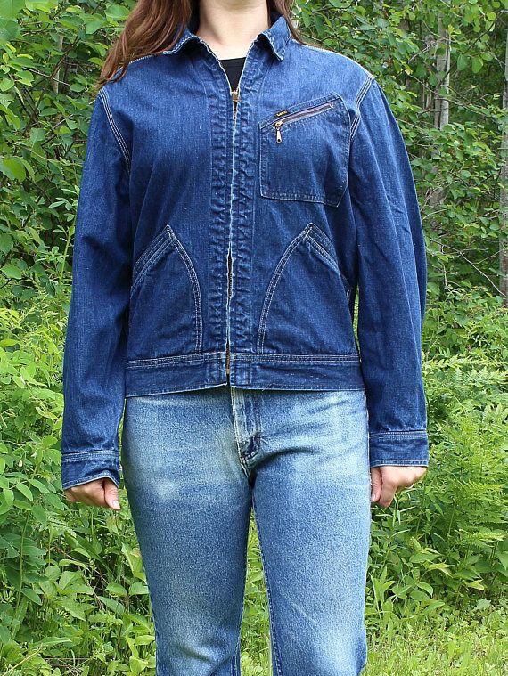 a766b726996 Vintage Lee Denim Jacket 70's trucker jacket vintage | Denim Jackets ...