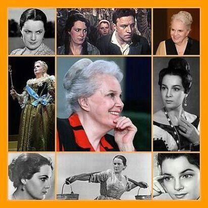ЭЛИНА БЫСТРИЦКАЯ (род. 4 апреля 1928 г., Киев)