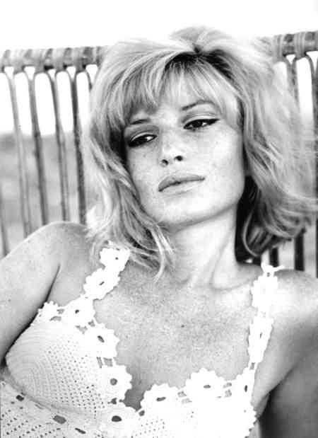 The magnetic beauty of Italian actress MONICA VITTI (70s)