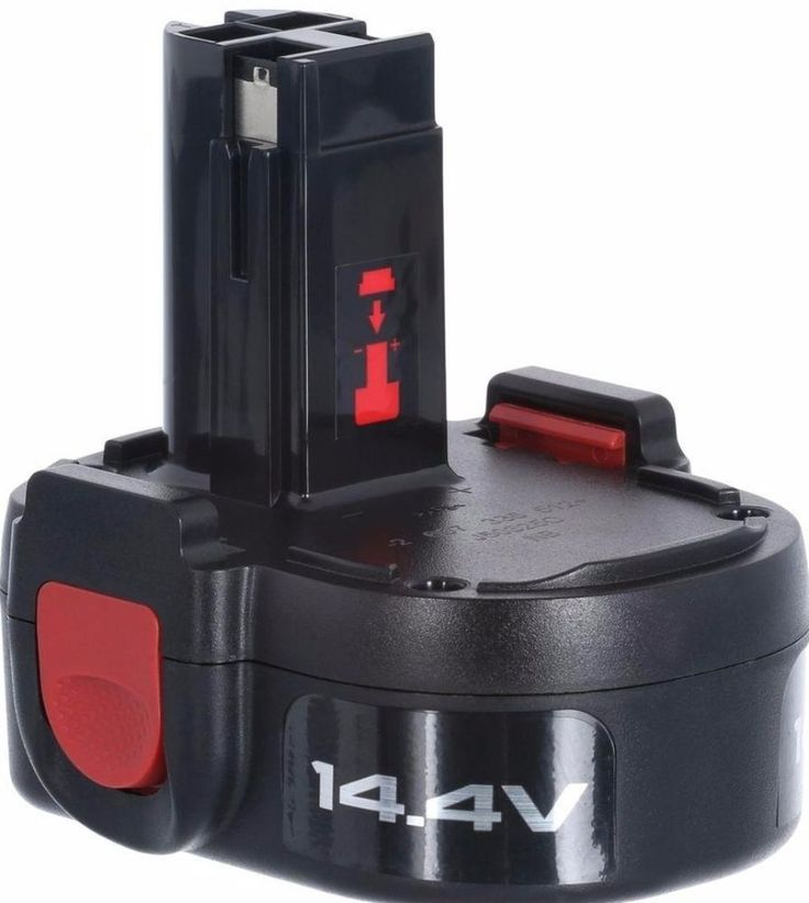 14.4 Volts 1.2 Ah Ni-Cd Pod Style Replacement Battery Power Tool Accessory #battery
