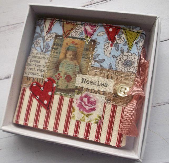 Needle Case - Gift Boxed