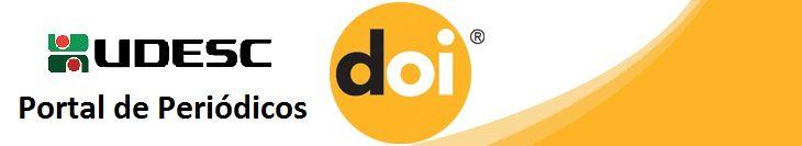 DOI: Padrão para identificação de documentos digitais. O DOI representa um sistema de identificação numérico para conteúdo digital, como livros, artigos eletrônicos e documentos em geral, que permite localizar e acessar materiais na web – especialmente, publicações em periódicos e obras protegidas por copyright, muitas das quais localizadas em bibliotecas virtuais. Setor de referência e apoio ao usuário da Biblioteca Central. referencia.bc@udesc.br