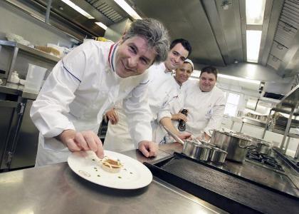 Wort.lu - Michel Roth, chef du Ritz, 2* Michelin: «Mon rêve, c'est de faire plaisir tous les jours»
