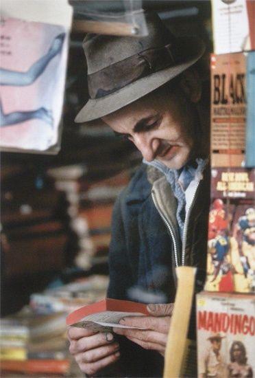 Fred Herzog  Shopper  1962