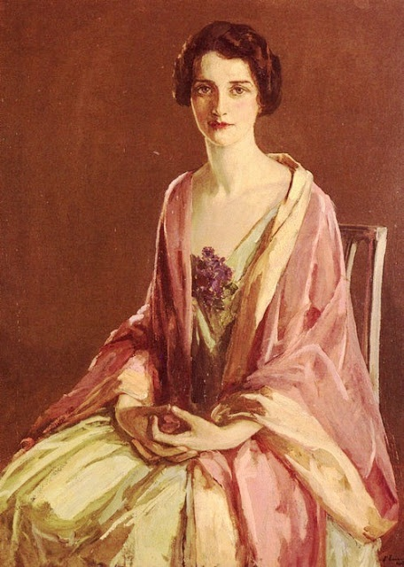 Lady Hazel Lavery by Sir John Lavery