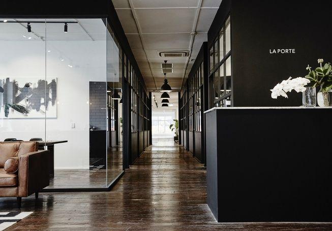 La porte space art design broadsheet sydney for 9 x 12 office design