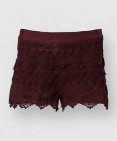 VINTAGE LACE SHORTS... Even Better.. love.. Aggieland Outfitters