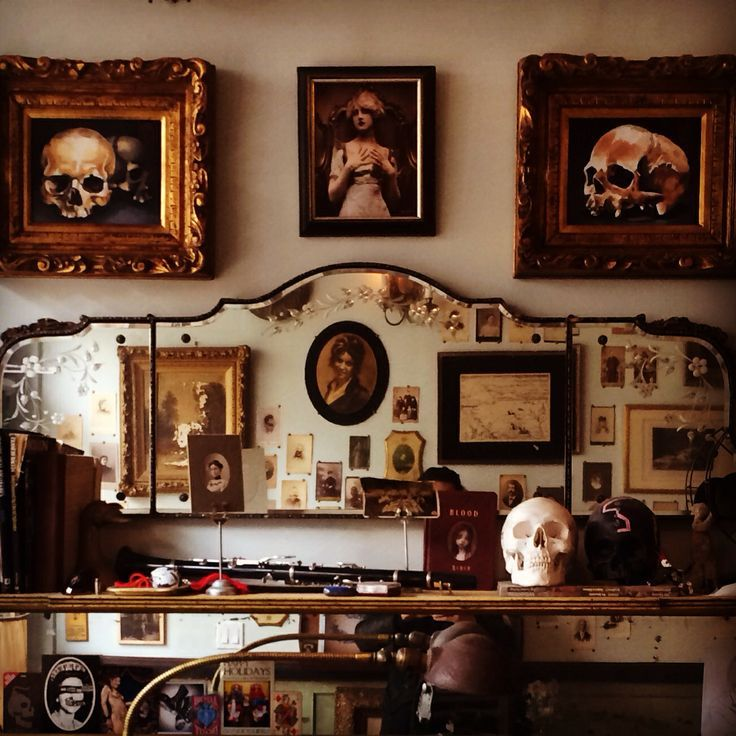 Tattoo Shop | Interior Design | Pinterest