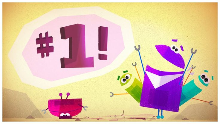"""""""The Number 1,"""" Number Songs by StoryBots"""