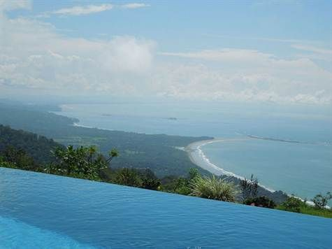 Home for Rent/Lease in Escaleras , Dominical, Puntarenas $2,000 weekly