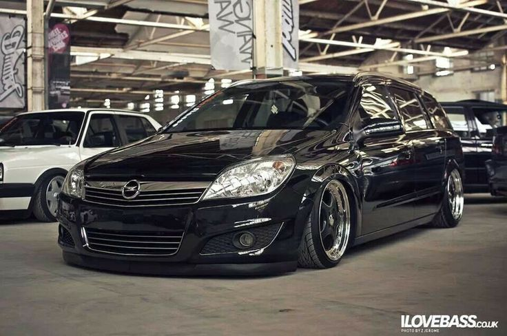 that 39 s what i want opel astra estate slammed and sweet. Black Bedroom Furniture Sets. Home Design Ideas