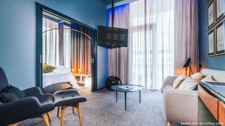 Este es el nuevo y lujoso hotel de Cristiano Ronaldo
