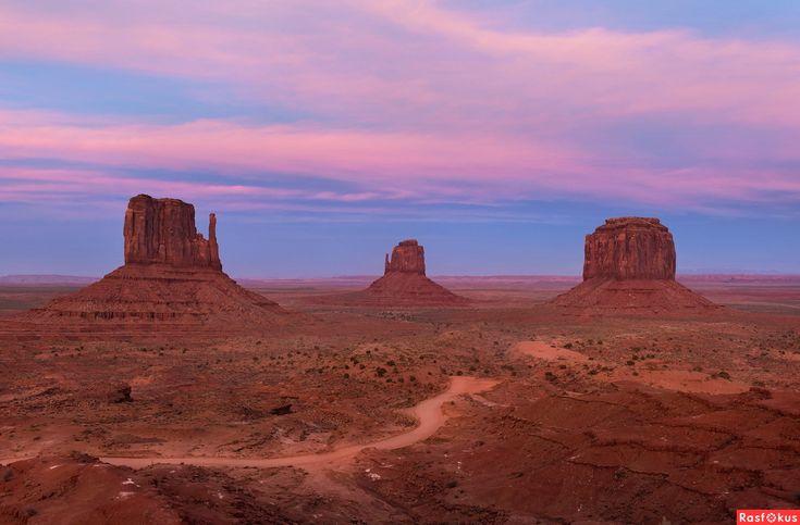 Виктория Роготнева. Долина Монументов Теги: Юта США навахо